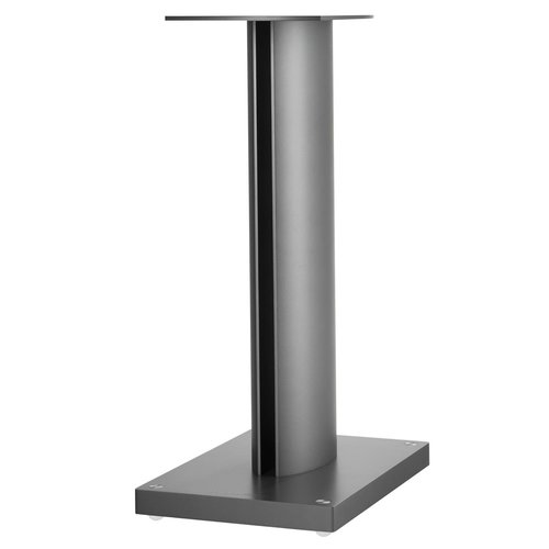 View Larger Image of 805 D3 Bookshelf Speaker Floor Stand (Silver)