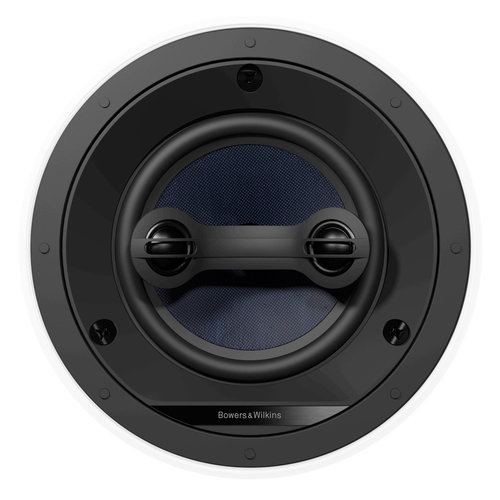 View Larger Image of CCM 663SR 2-Way Dual Channel In-Ceiling System Speaker - Each (Black)
