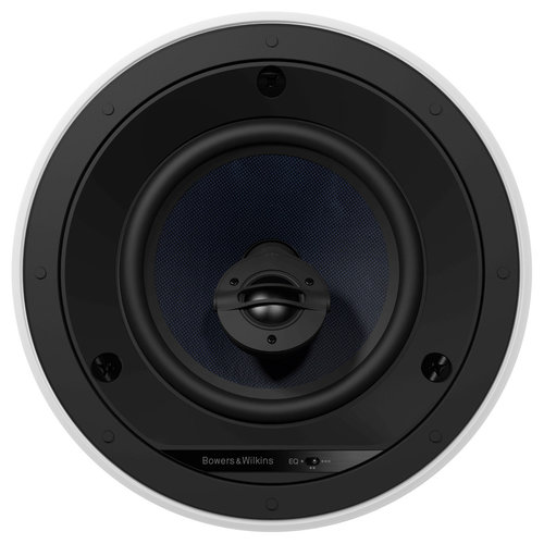 """View Larger Image of CCM663 6"""" In-Ceiling Speaker - Each (Black)"""
