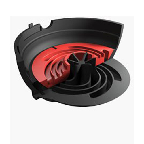 """View Larger Image of CCM665 6"""" In-Ceiling Speaker - Each (Black)"""