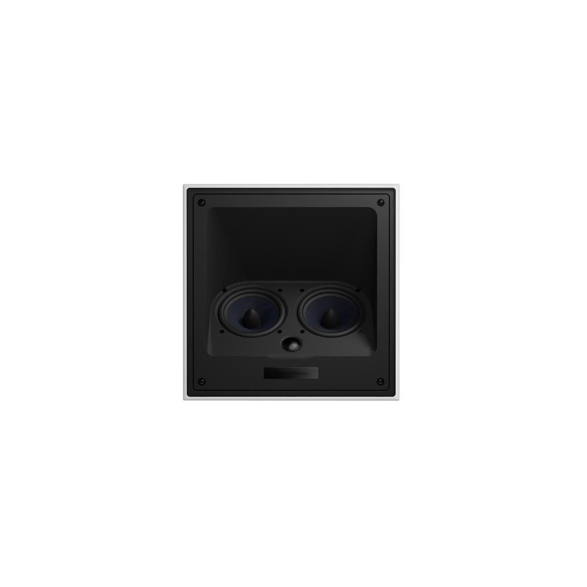 Bowers & Wilkins CCM7.4 2-Way In-Ceiling Speaker - Each (Black ...