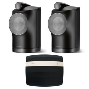 Formation Duo Wireless Streaming Stereo Speakers - Pair with Formation Bass Wireless Subwoofer