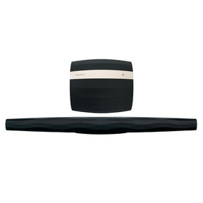 Formation Wireless Sound Bar with Formation Bass Wireless Subwoofer
