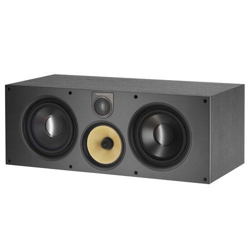 View Larger Image of HTM61 S2 Three-Way Center Channel Speaker - Each (Black Ash)