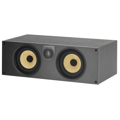 View Larger Image of HTM62 S2 Two-Way Center Channel Speaker - Each (Black Ash)