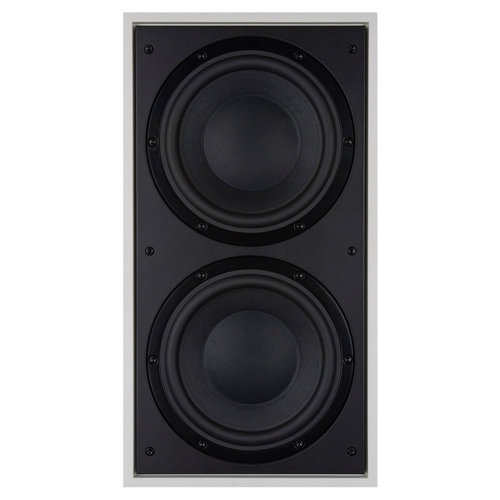 View Larger Image of ISW-4 In-Wall Subwoofer System - Each (White)