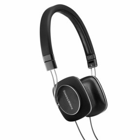 P3 Series 2 On-Ear Headphones with Remote and Microphone (Black)