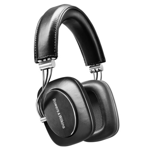 View Larger Image of P7 Mobile Hi-Fi Over-Ear Headphones (Black)
