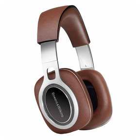 P9 Signature Over-Ear Headphones with Remote and Mic for iOS (Brown)