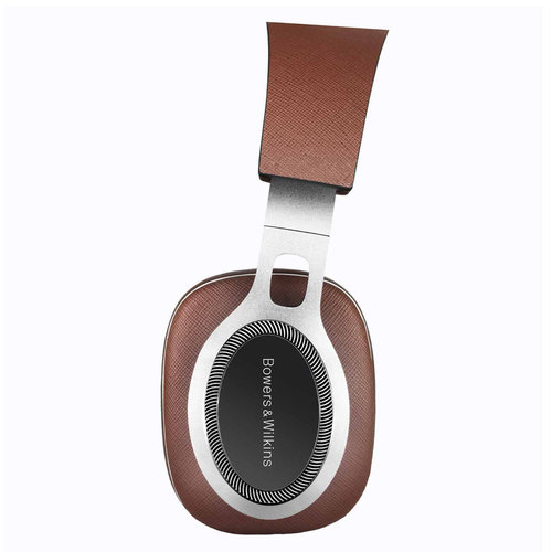 View Larger Image of P9 Signature Over-Ear Headphones with Remote and Mic for iOS (Brown)
