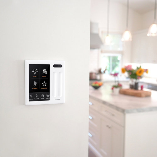 View Larger Image of Smart Home Control with Voice and Touch (2-Switch)