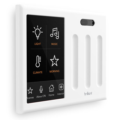 View Larger Image of Smart Home Control with Voice and Touch (3-Switch)