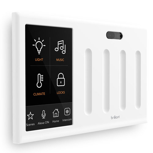 View Larger Image of Smart Home Control with Voice and Touch (4-Switch)