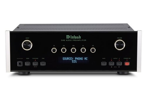 View Larger Image of C48 Audio Preamplifier (Black)