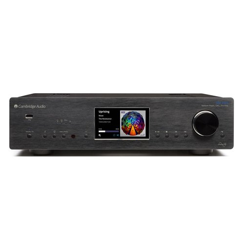 View Larger Image of 851N Flagship Digital Preamplifier/Network Player