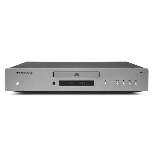 View Larger Image of AXC35 CD Player (Silver)
