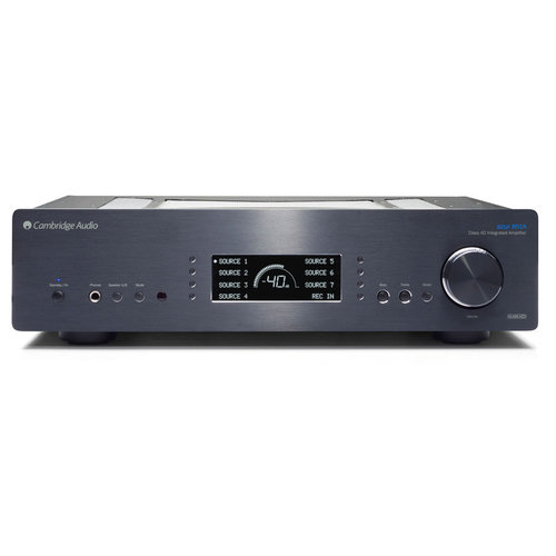 View Larger Image of Azur 851A Class XD Integrated Amplifier
