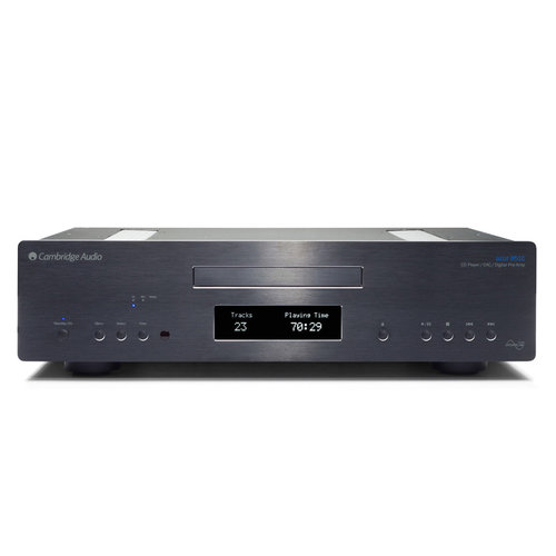 View Larger Image of Azur 851C Upsampling DAC, CD Player, and Preamplifier