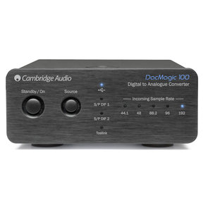 DacMagic 100 Digital-to-Analogue Converter
