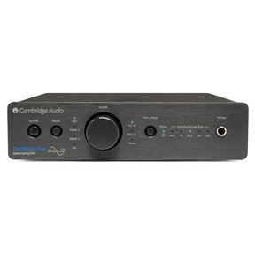 DacMagic Plus Digital to Analogue Converter and Preamplifier
