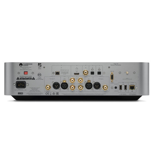 View Larger Image of Edge NQ Preamplifier with Network Player