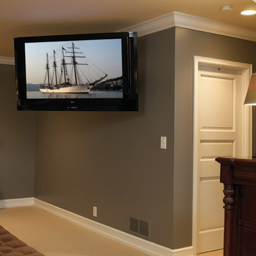 View Larger Image of PDRU Wall Mount for Flat Panel Display TVs 42-71""
