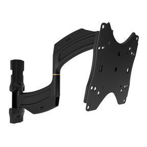 "TS218SU Medium Thinstall Dual Swing Arm Wall Display Mount - 18"" Extension"