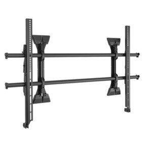 XSM1U  X-Large Fusion Micro-Adjustable Fixed Wall Display Mount