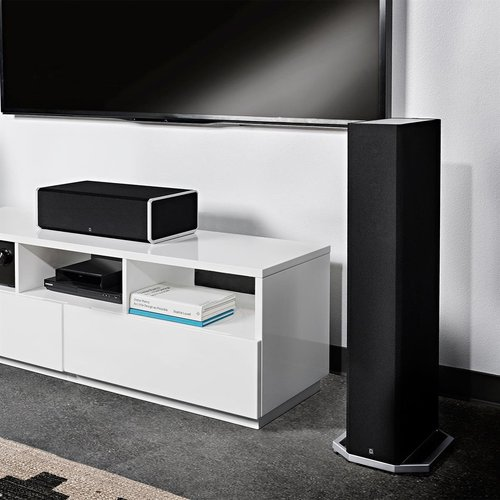 """View Larger Image of BP9020 High Power Bipolar Tower Speaker with Integrated 8"""" Subwoofer"""