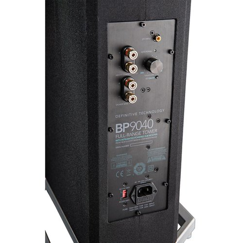 View Larger Image of BP9040 5.0 High Power Bipolar Tower Speaker Package with Integrated Subwoofers and Dolby Atmos Modules (Black)
