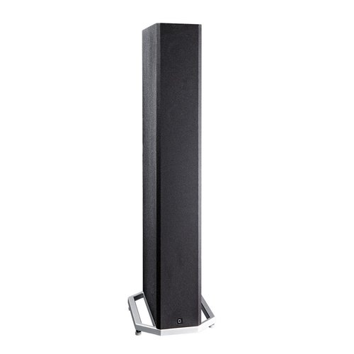 "View Larger Image of BP9040 High Power Bipolar Tower Speakers with Integrated 8"" Subwoofer - Pair (Black)"