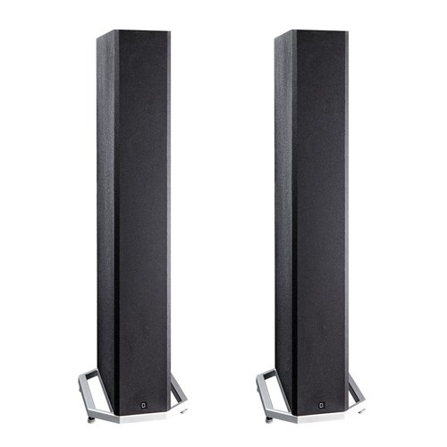 """View Larger Image of BP9040 High Power Bipolar Tower Speakers with Integrated 8"""" Subwoofer - Pair (Black)"""