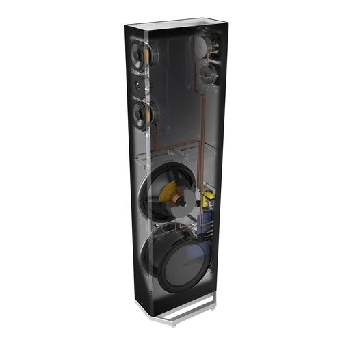 View Larger Image of BP9060 5.0 High Power Bipolar Tower Speaker Package with Integrated Subwoofers and Dolby Atmos Modules (Black)