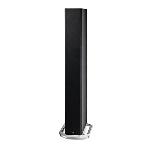 "View Larger Image of BP9060 High Power Bipolar Tower Speakers with Integrated 10"" Subwoofer and Dolby Atmos Module - Pair (Black)"
