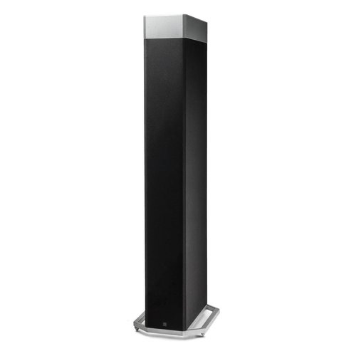 """View Larger Image of BP9080x High Performance Bipolar Tower Speaker with Integrated 12"""" Subwoofer and ATMOS Height Module - Each (Black)"""