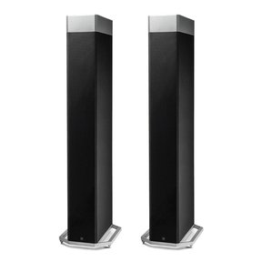 "BP9080x High Performance Bipolar Tower Speakes with Integrated 12"" Subwoofer and ATMOS Height Module - Pair (Black)"