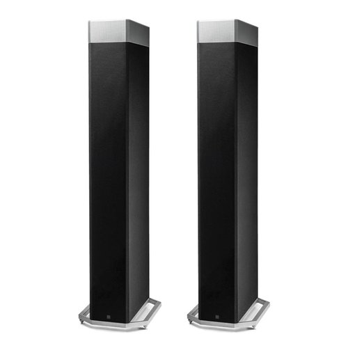"""View Larger Image of BP9080x High Performance Bipolar Tower Speakes with Integrated 12"""" Subwoofer and ATMOS Height Module - Pair (Black)"""
