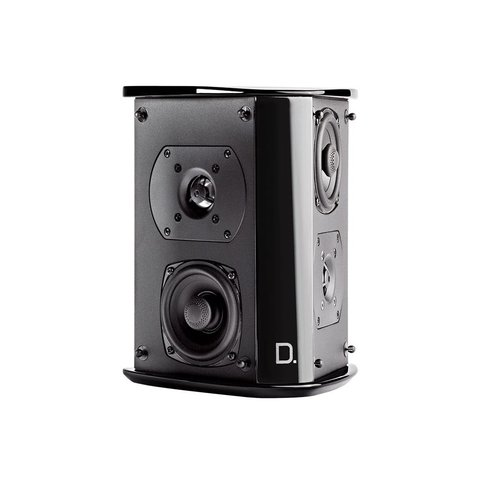 View Larger Image of SR9040 High-Performance Bipolar Surround Speaker - Pair (Black)