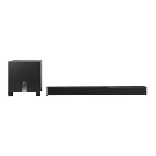 View Larger Image of Studio Advance High-performance 5.1 Channel 4K/HDR Sound Bar System with Chromecast Built-in