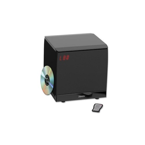 View Larger Image of SuperCube 6000 High Performance Powered Subwoofer - Each (Black)