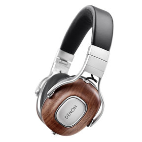 AH-MM400 Music Maniac Audiophile On-Ear Headphones with Apple Remote (Wood)