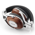 View Larger Image of AH-MM400 Music Maniac Audiophile On-Ear Headphones with Apple Remote (Wood)