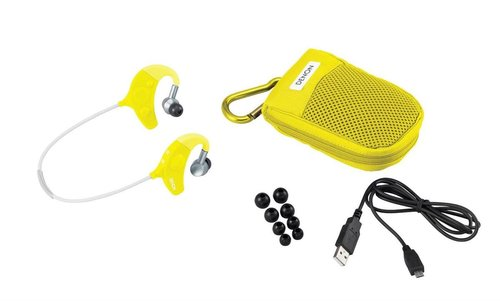 View Larger Image of AH-W150 Exercise Freak In-Ear Wireless Headphones