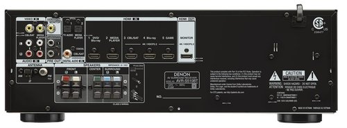 View Larger Image of AVR-S510BT 5.2 Channel Full 4K Ultra HD AV Receiver with Bluetooth with Klipsch R-24F Reference Floorstanding Speakers - Pair (Black)