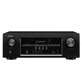 AVR-S530BT 5.2 Channel Full 4K Ultra HD AV Receiver with Bluetooth