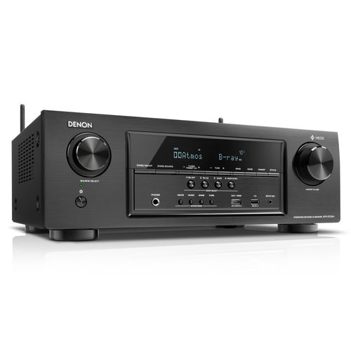 View Larger Image of AVR-S730H 7.2 Receiver with HEOS Technology