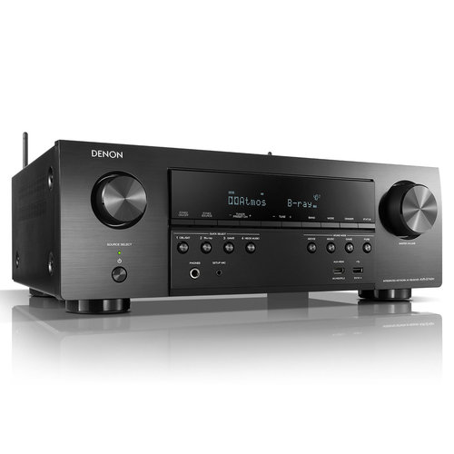 Denon AVR-S740H 7.2 Channel 4K Ultra HD AV Receiver With
