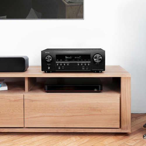 View Larger Image of AVR-S750H 7.2 Channel 4K AV Receiver with Voice Control Compatibility