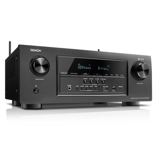 View Larger Image of AVR-S930H 7.2 Channel Full 4K Ultra HD Network AV Receiver with HEOS
