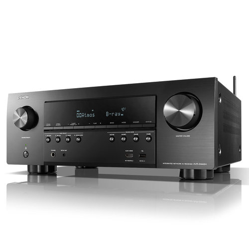 View Larger Image of AVR-S940H 7.2 Channel 4K Ultra HD AV Receiver with HEOS